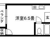 清水ハイツ 旭区清水2 1R(ワンルーム)のサムネイル