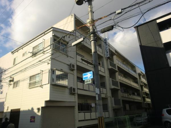 松井マンション 旭区新森7 2LDK