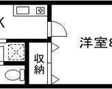 DS千林駅前 旭区千林1 1Kのサムネイル