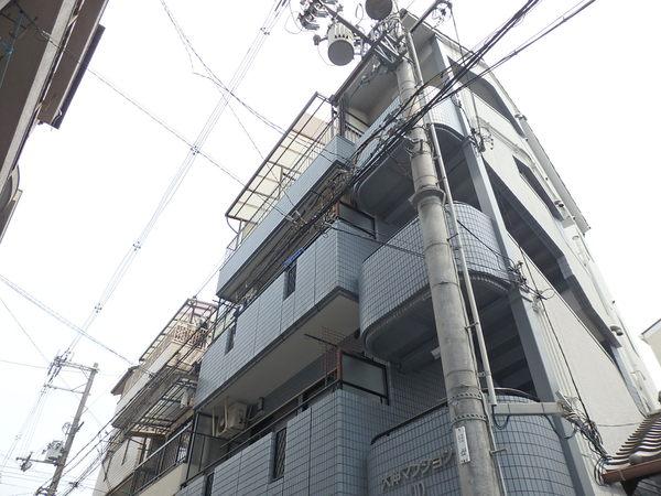 大伸マンションⅡ 旭区中宮2 2DK