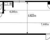 フローラル新森 新森2 1階店舗・事務所のサムネイル